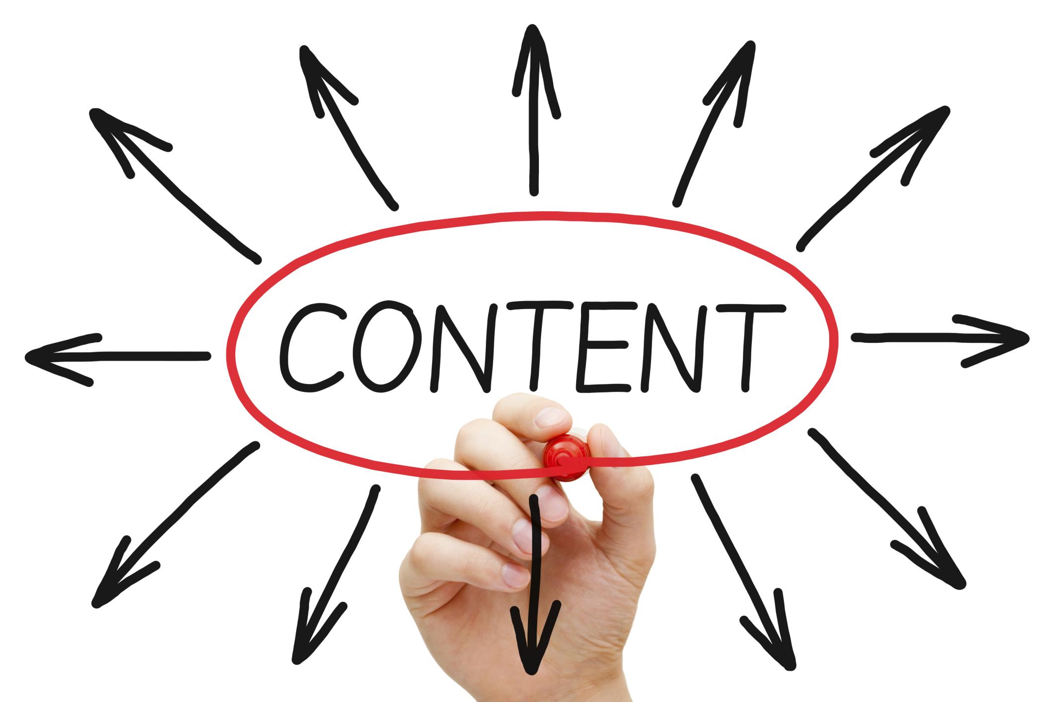 Content writer - Sự lựa chọn an toàn